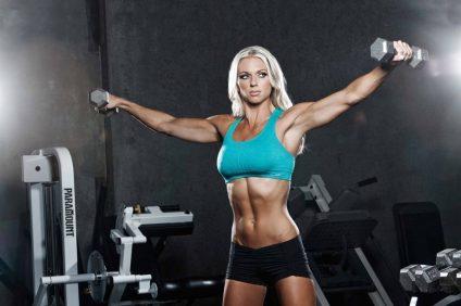 workout gids voor vrouwen