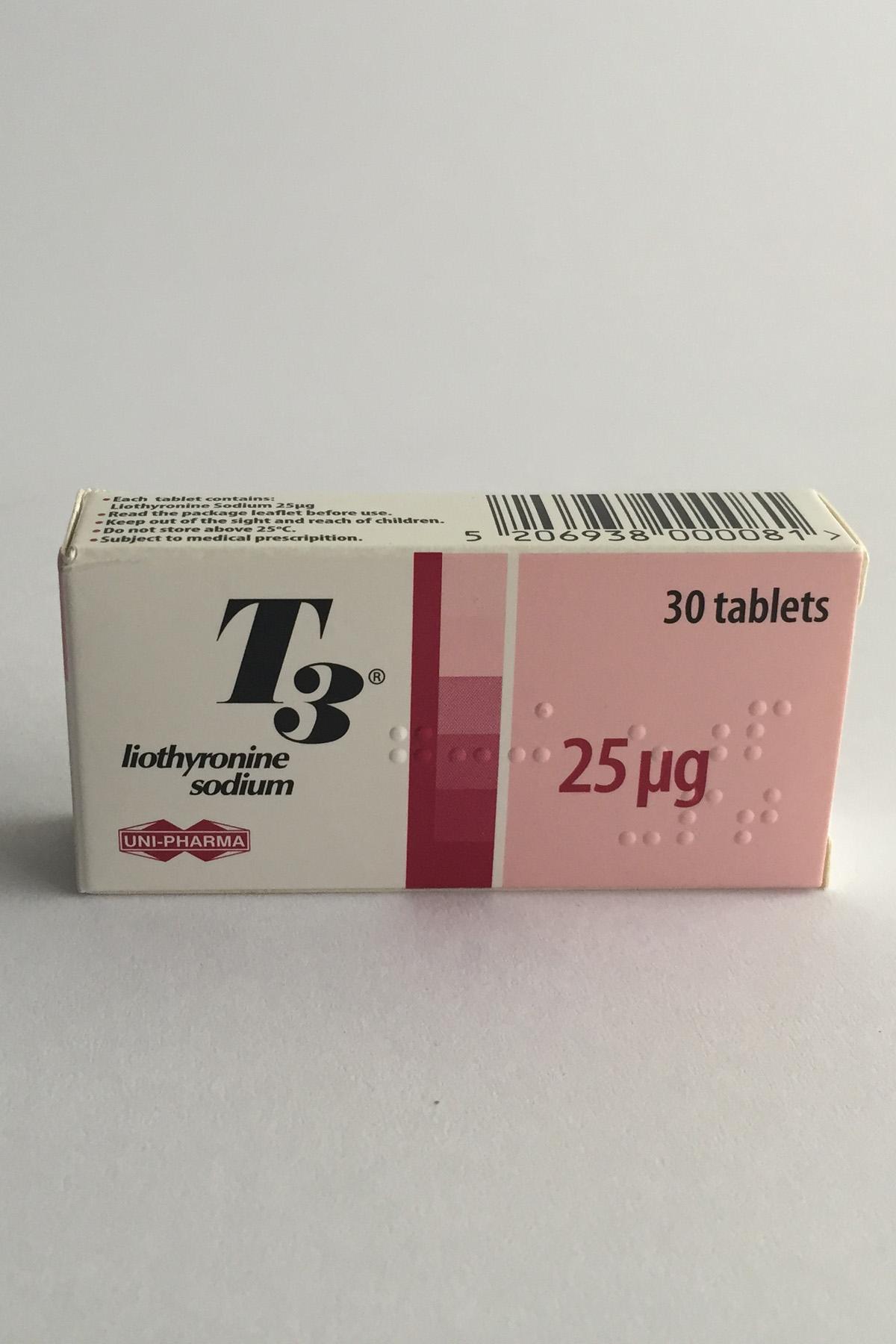 schildklierhormoon T3