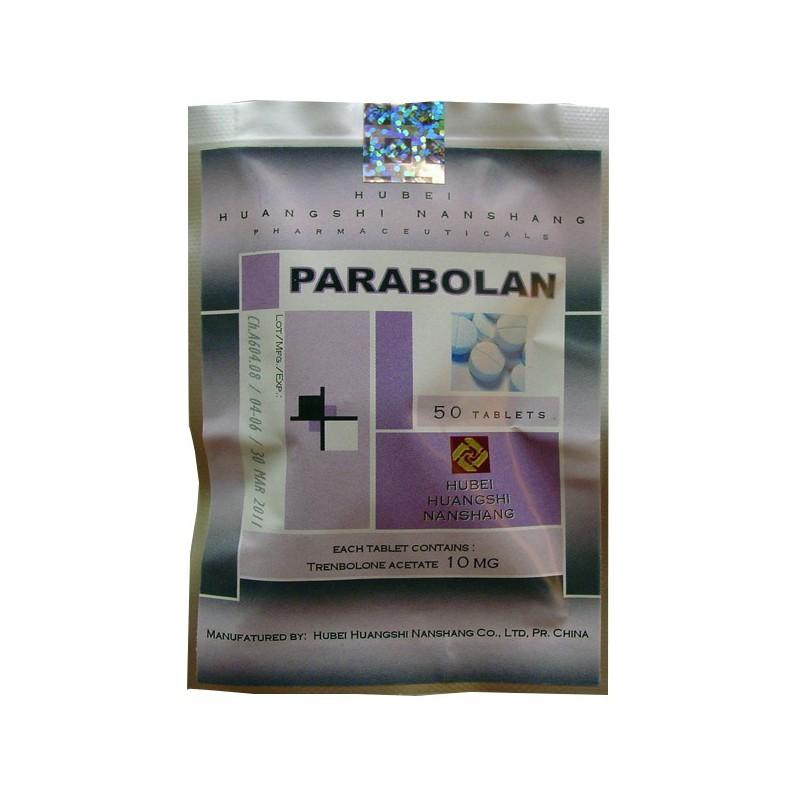 properties of Parabolan